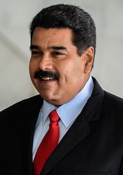 Imagen de Nicolás Maduro. Autor: Wilsom Dias, 17-07-2015. Fuente: Wikimedia Commons (CC BY 3.0 BR).