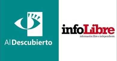 El periódico infoLibre entrevista a Juan Francisco Albert, director de Al Descubierto