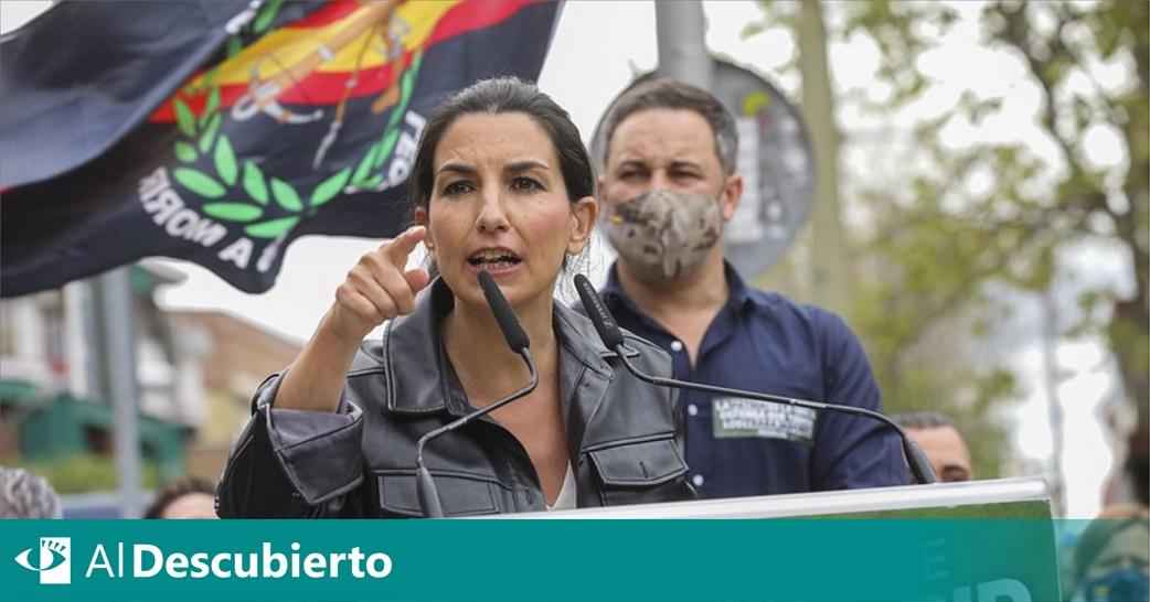 Los 11 de Vox en Madrid: militantes antiderechos, nobles, ultracatólicos y miembros de la secta El Yunque
