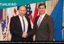 El ultraderechista Neftali Benet ratificado como nuevo primer ministro de Israel con el apoyo de ocho partidos