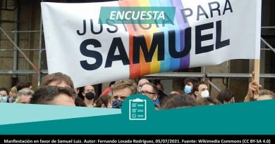 Encuesta: ¿Fue el asesinato de Samuel Luiz un delito de odio por homofobia?