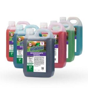 Limpiador desodorante integral concentrado Aldex x 1L.