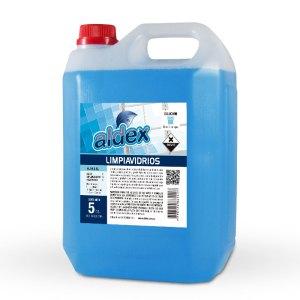 Limpiavidrios líquido Aldex x 5L.