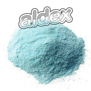 Sulfato de aluminio / cobre