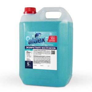Desinfectante multifunción Aldex x 5L.