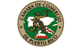 Logotipo de la Cámara de Comercio de Puerto Rico