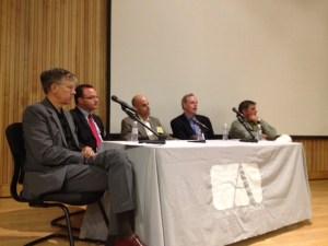 Panel de Energía en el ámbito del Diseño y Planificación – Simposio sobre Energía: Tecnología, Política y Diseño