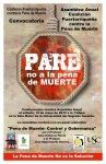 Asamblea anual de la Coalición puertorriqueña contra la pena de muerte