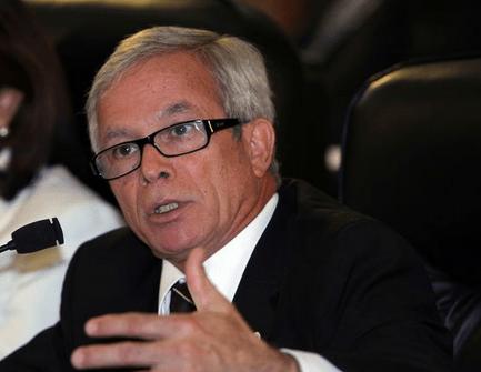 Miguel Muñoz, presidente de la Universidad de Puerto Rico