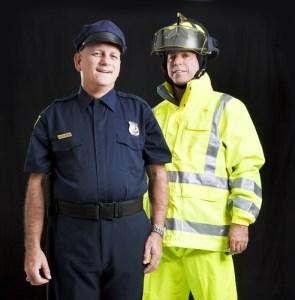 Aumentan los Policías y Bomberos