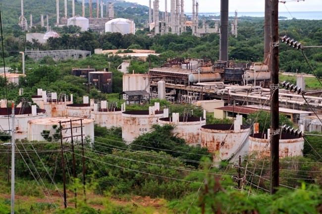 Publican plan de re-uso para los terrenos de la antigua petroquímica de Guayanilla-Peñuelas