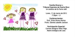 Familia Diversa V. Tribunal Supremo De Puerto Rico: Un Análisis de Ex Parte AAR