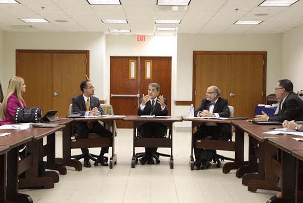 Juez Presidente convoca el comité para el análisis del manejo, prevención y procesamiento de casos de violencia doméstica