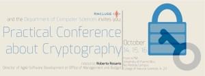 Ciclo de conferencias sobre criptografía
