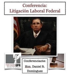 Hon. Daniel R. Domínguez