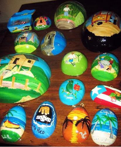 Mercados de artesanías y bienes culturales hechos en PR en aeropuertos y puertos marítimos