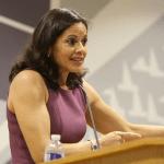 La licenciada Sylmarie Arizmendi López de Victoria discutió los casos más importantes sobre el Derecho laboral en los que Hernández Denton ha intervenido.