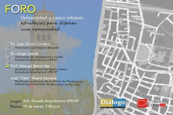 Universidad y casco urbano: estrategias para diseñar una comunidad