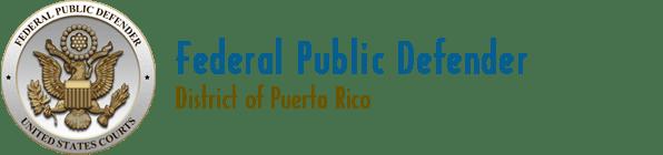 Federal Public Defender