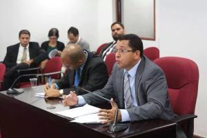 Senado recibe propuestas legislativas de estudiantes de derecho