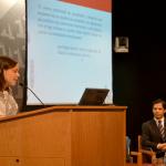 La Dra. Glenda Labadie, profesora de la Escuela de Derecho de la UPR