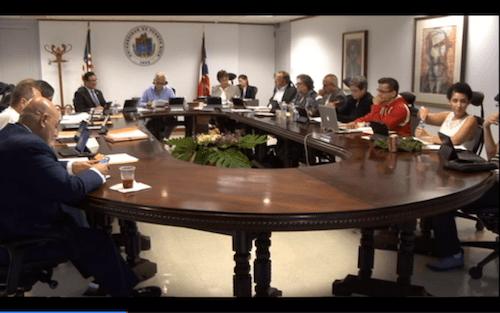 Junta de Gobierno UPR comienza a transmitir reuniones ordinarias