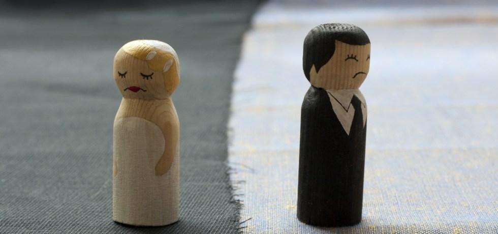 Presentan medida para limitar causales de divorcio