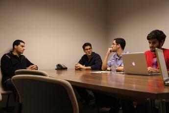 Estudiantes de Derecho se insertan en proceso de recuperación económica de la isla