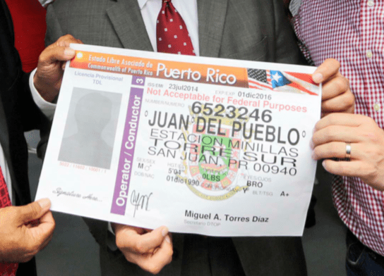 Puerto Rico ofrece licencias de conducir provisionales para inmigrantes