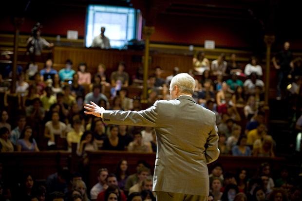 Moral Reasoning 22: Justice with Michael Sandel