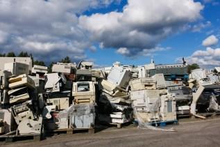Reciclaje y Disposición de Equipos Electrónicos
