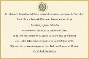 Delegación de San Juan del Colegio de Abogados de Puerto Rico