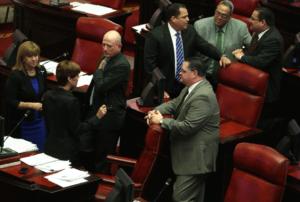 Reforma electoral aprobada en el Senado