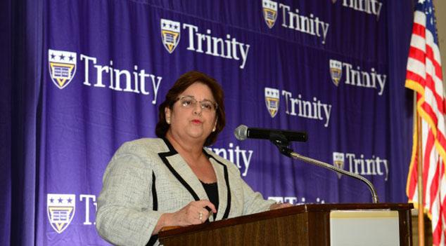 Hon. Liana Fiol Matta disertó sobre el acceso a la justicia en Washington