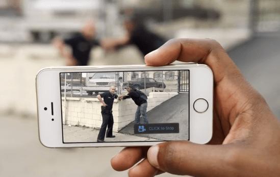 Unión Americana de Libertades Civiles crea aplicación para envío de videos de brutalidad policiaca