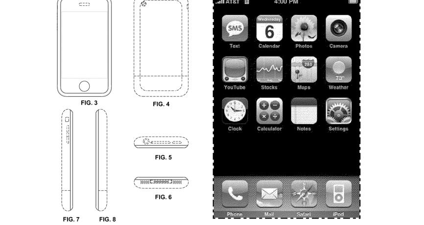 Lección multimillonaria para Samsung: ¡protege tus diseños!