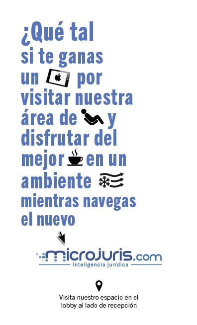 Microjuris.com en la Convención del Colegio de Abogados 2015
