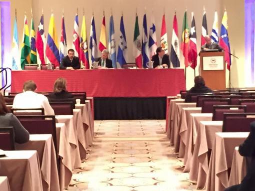 Amplia discusión sobre acceso a información pública en Congreso Internacional de Derecho Administrativo