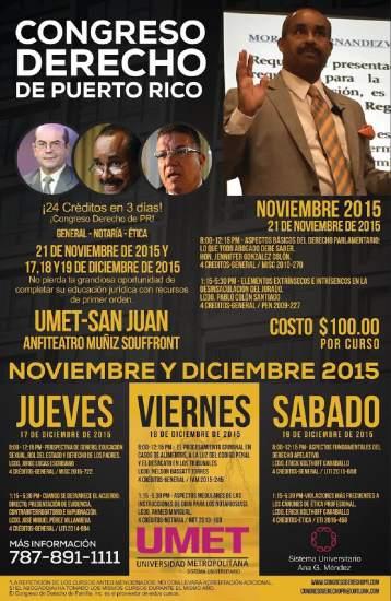 Congreso de Derecho de Puerto Rico
