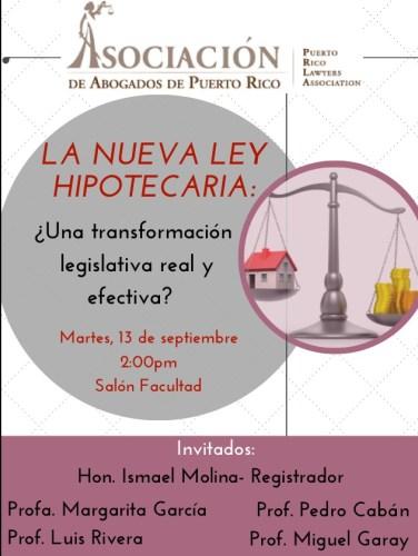 ¿Conoces la reforma de nuestro derecho inmobiliario y registral?
