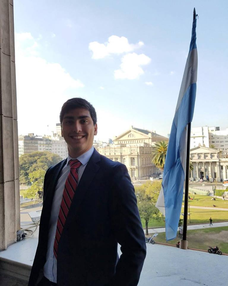 Sergio E. Calzada Martínez