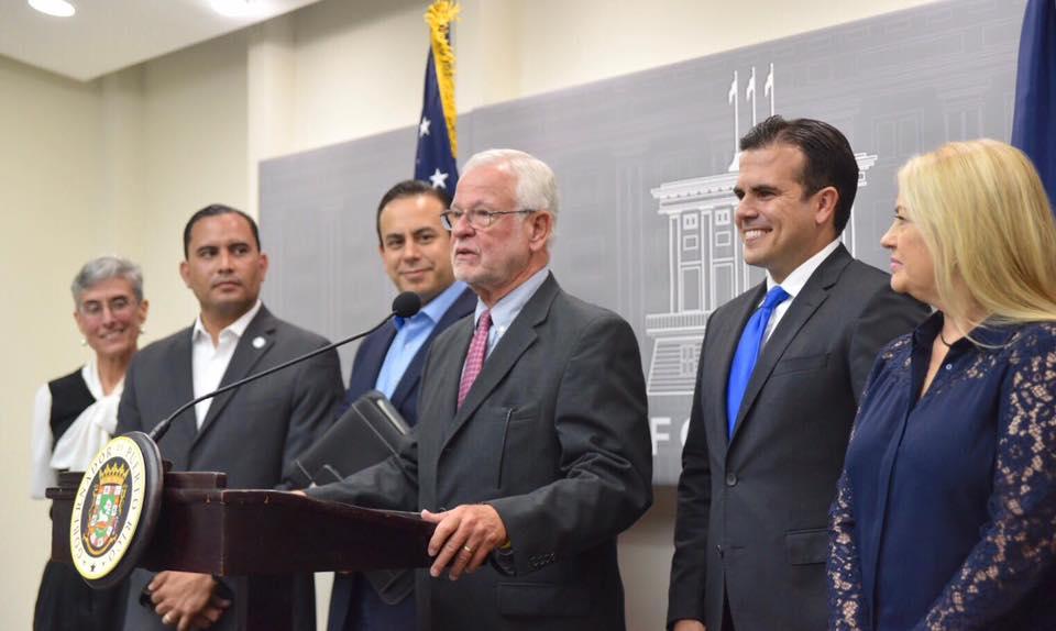 Héctor Pesquera confirmado como secretario del Departamento de Seguridad Pública