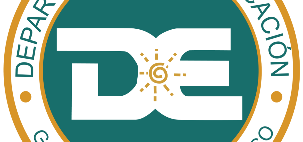 Logo Departamento de Educación