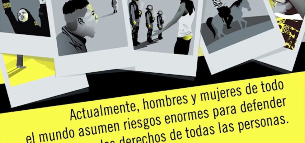 Amnistía Internacional ofrece minicurso en línea gratis sobre Derechos Humanos
