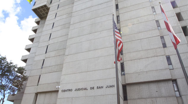 Centro Judicial de San Juan