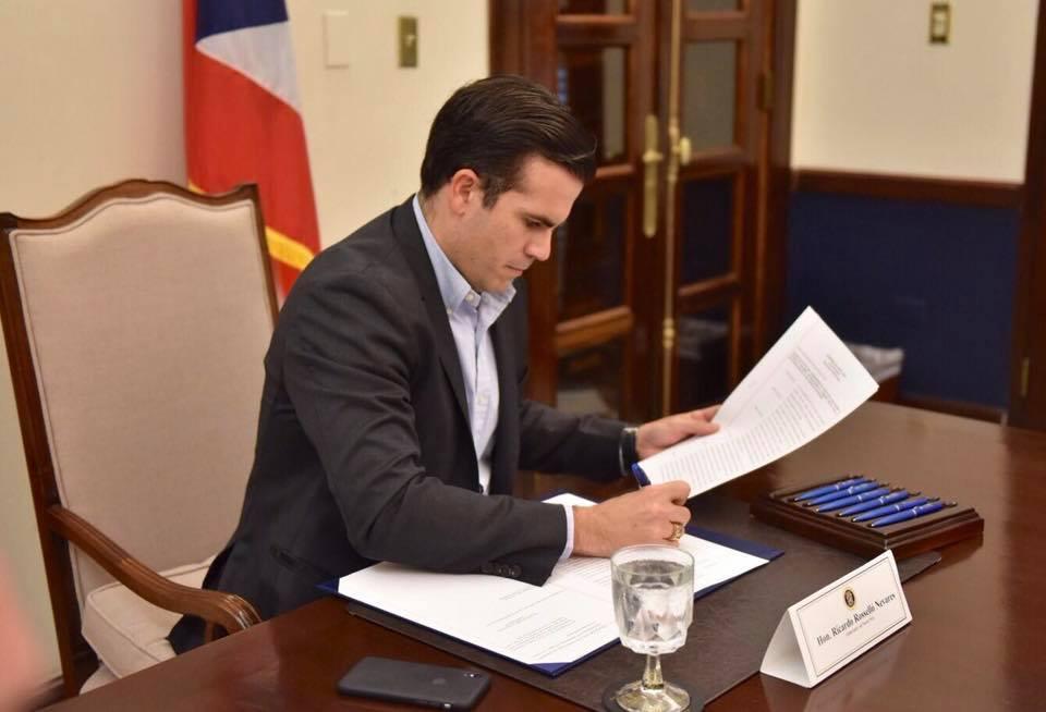 Gobernador presenta nuevo Plan Fiscal ante la Junta de Supervisión Fiscal