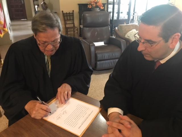 Hon. Judge Gustavo Gelpí sworn-in as Chief District Judge
