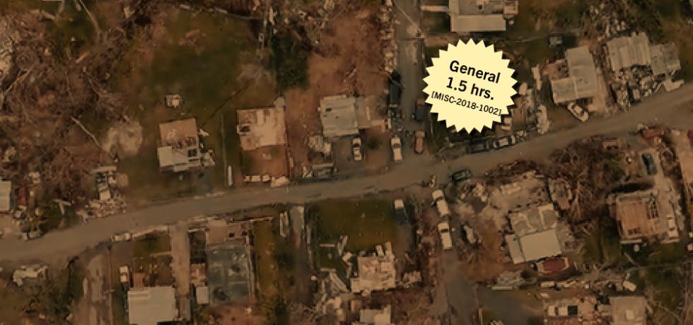 Pobreza y propiedad informal: Problemas de acceso en la recuperación post huracán María