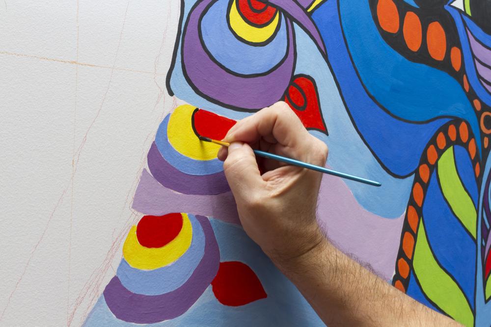 Certamen para mural en la Inter Derecho