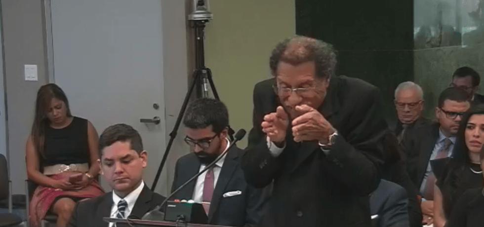 [VÍDEO] Vista oral en el Tribunal Supremo del caso Consejo de Titulares del Condominio Condesa del Mar v. Eduardo Chamah Martínez